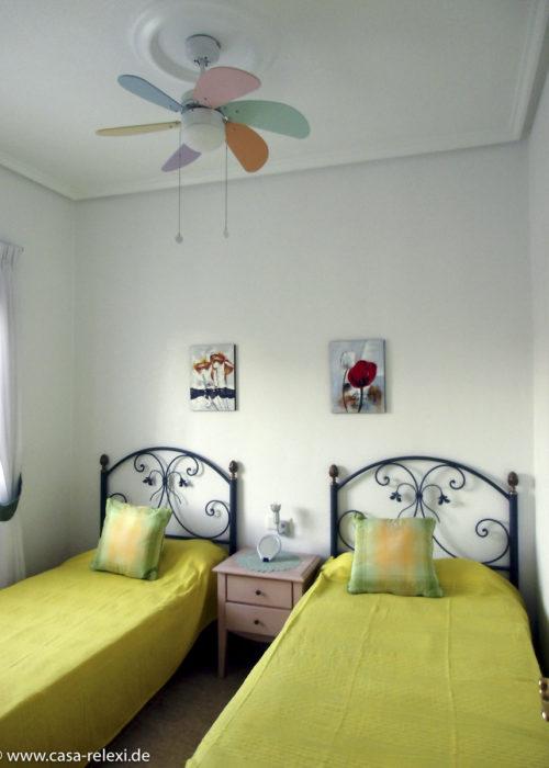Schlafzimmer 2 Casa-Relexi