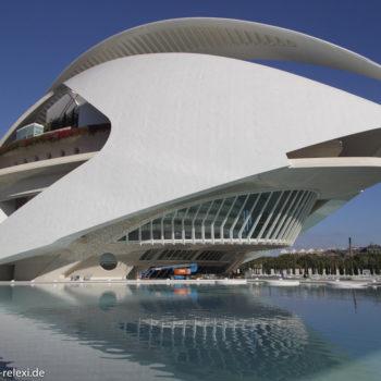 Ciutat de les Arts i les Ciències Costa Blanca Casa Relexi